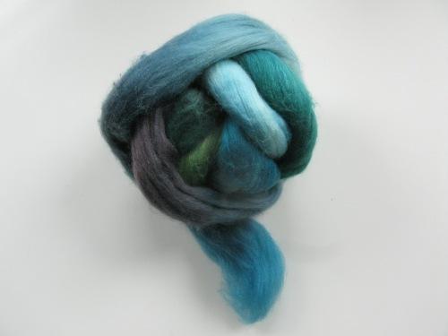 spinning fibre